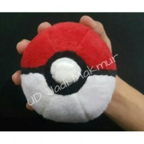 Pokeball Pokemon Go Boneka 4D Homemade