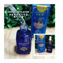 SERUM ANTI ACNE DEOONARD / deonard biru
