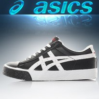 Asics MID STAR LO 111217302-9001 midfield star men women sneakers low sneakers shoes black couple bodeuhwa