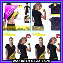 (Dijamin) HOT SHAPER BAJU SHIRT