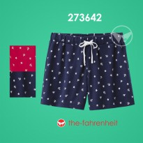 The-Fahrenheit Room Sweat Short Pants Watermelon