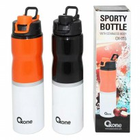 [OXONE] Thermos OX-055 Sport Bottle Oxone with Stainless Body / Botol Minum