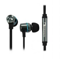 Nakamichi NEP-MV7 In-Ear Headphone - Biru