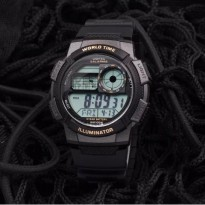 Jam Tangan Digitec DG3060 Black Original