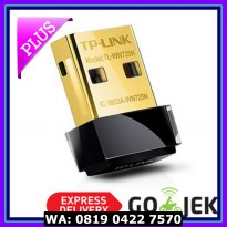 (Murah) TP-LINK TPLINK TL-WN 725N Usb wifi mini Wireless Adapter