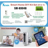 XENON SMART HOME Rumah pintar