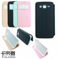 Flip Cover Samsung Galaxy Grand 2 Kalaideng Leather Case Iceland 2 Series SARUNG KULIT - ORIGINAL