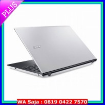 #Laptop Acer Aspire E5-475G i5-7200+windows 10 asli