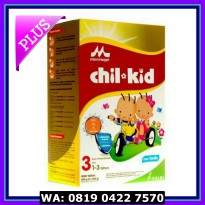 (Sale) Chilkid Vanila 800gr