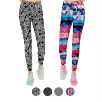 Branded Ladies Fashion Printed Leggings - Export Quality