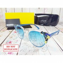 Kacamata Sunglass Fendi Summer Sunnies Biru