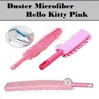 Hello Kitty Microfiber Duster / Kemoceng adjust