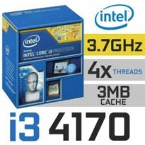 Intel Core i3 4170 3,7 Ghz socket 1150