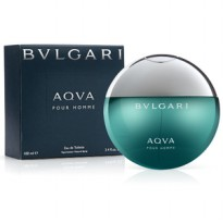 Parfum Bvlgari Aqva 100ml For Men - Import Quaity