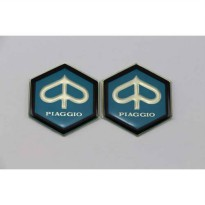 [globalbuy] Emblem sticker decals for Piaggio Beverly-S 250 Beverly500 125 MP3 125LT Hybri/3294454