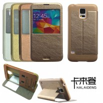 Flip Cover Samsung Galaxy S5 Kalaideng Leather Case KA Series SARUNG KULIT - ORIGINAL