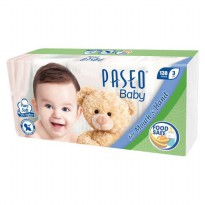 Tisue Paseo Baby Pure Soft (satuan)