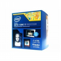 Intel processor core i7 4790 box