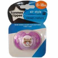 Empeng Tommee Tippee Air Style Soother 6-18 M