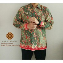 Batik Danar Hadi Asli - Regular Fit PN008