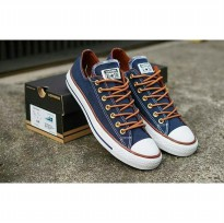 Sepatu Casual / Sepatu Converse All Star Navy Clasic 1
