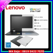 Notebook Lenovo ideapad IP310S-11IAP quadcore N3350 RESMI