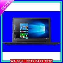 (Laptop) Lenovo Laptop Notebook V110 N3350 2GB 1TB DOS Black Resmi