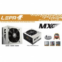 PSU / Power supply LEPA MX F1 550W-N550-MA