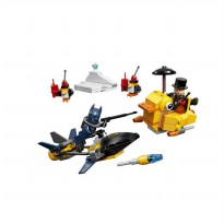 Lego Batman: The Penguin Face Off - 76010