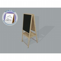 WOODEN EASEL BOARD