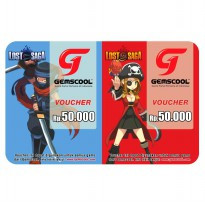 Voucher Gemscool 50.000