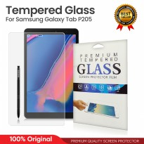 TEMPERED GLASS SAMSUNG TAB A 8.0 inch 2019 P205