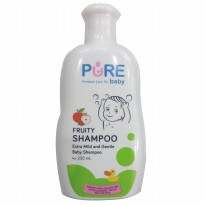 PURE BABY SHAMPOO BAYI FRUITY 230ML