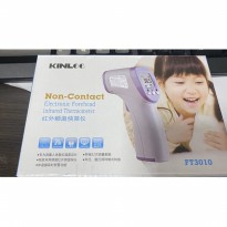 Non contact Infrared Thermometer termometer non kontak KINLEE