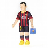Bubuzz Dolls INIESTA (officially licensed club merchandise!)