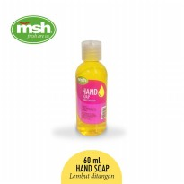 Hand Soap Flip Bottle 60 ml