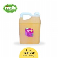 Hand Soap Galon / Jerigen 4 ltr