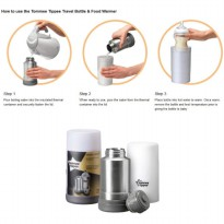Termos Tommee Tippee Travel Bottle And Food Warmer