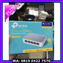 (Murah) Switch HUB TP LINK 5 Port TL-SF1005D 10/100Mbps Network Lan