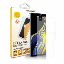 Gobukee Curved TPU Full Cover Screen Protector for Samsung Galaxy Note9 / Note 9 + Garansi Free Replacement