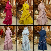 Dress Muslim Gamis Syari Shariva hd