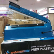 ALAT PRESS PLASTIK 20 CM BODY PLASTIK - IMPULSE SEALER