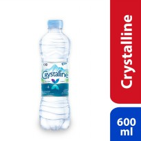 Crystalline Mineral Water 600ml - [1 Karton Isi 24 Pcs]