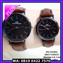 (Diskon) Jam tangan couple daniel wellington dapper DW leather