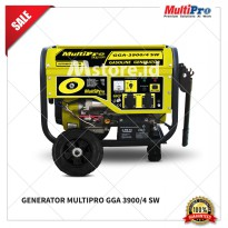 [CRAZY SALE] Genset Multipro GGA 3900 4SW