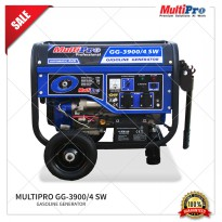 [CRAZY SALE] Multipro Genset GG 3900 4 SW