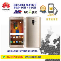 Huawei Mate 9 Pro 4GB / 128GB Dual Rear Camera Dual Curve Display