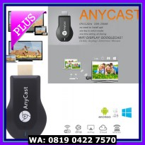 (Murah) Anycast Ezcast WiFi Display Receiver Dongle Wireless HD