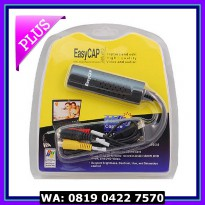 (Dijamin) AV Capture USB DVR 1 Channel EasyCap Easy Cap