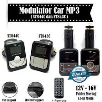 mudulator mp3 car